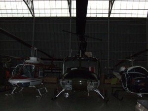 More Bell helicopters under maintenance